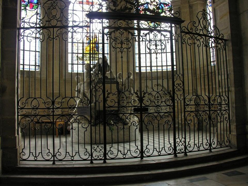 Cathédrale Saint-Étienne à Sens